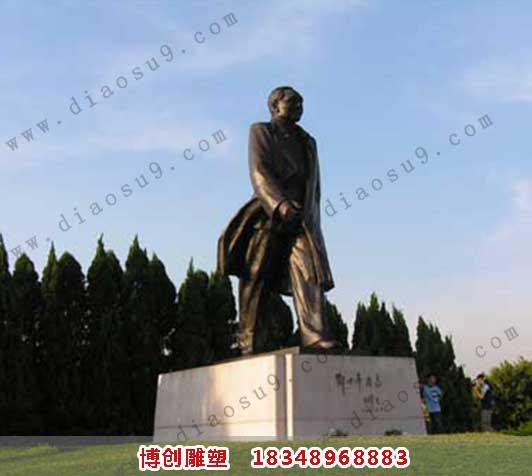 邓小平铜雕