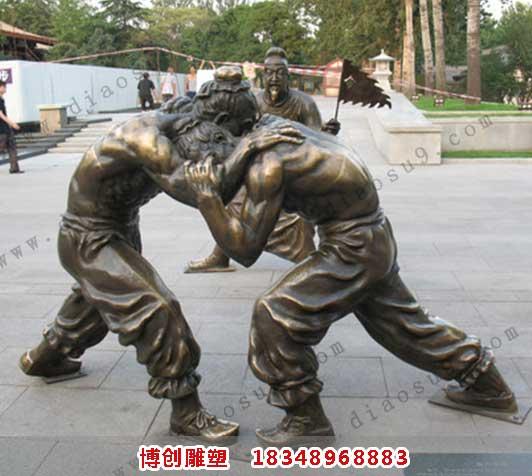 铸铜雕塑制作