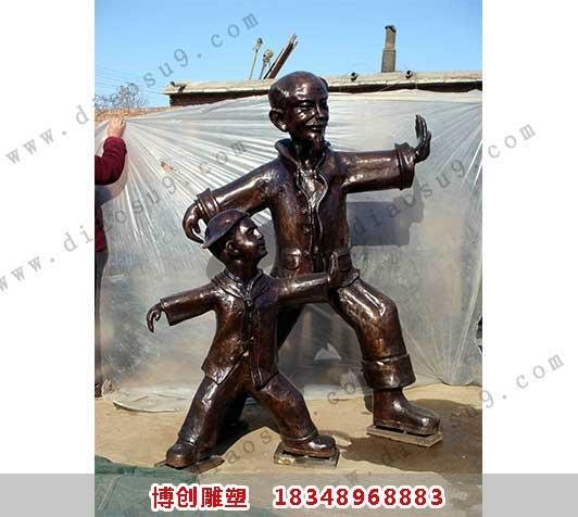 校园雕塑铸造