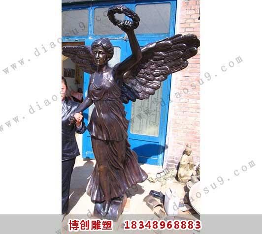 西方人物雕塑铸造