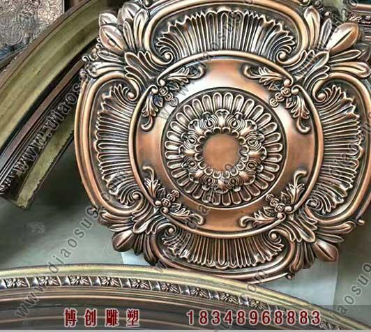铜雕装饰品