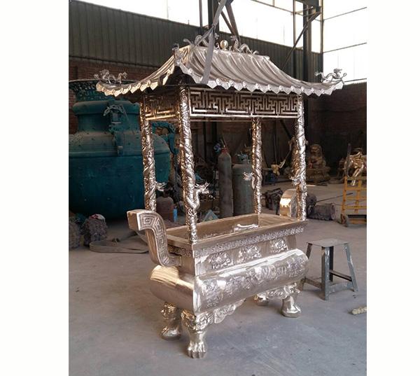 长方型香炉