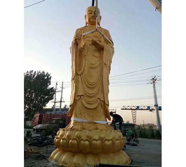 地藏王菩萨像