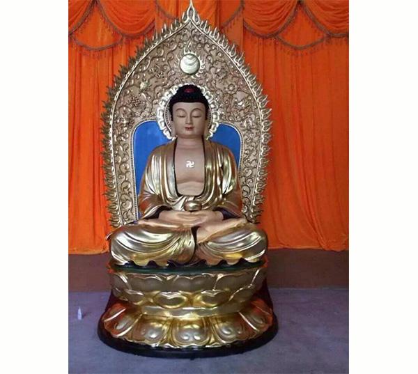 释迦牟尼铜佛像