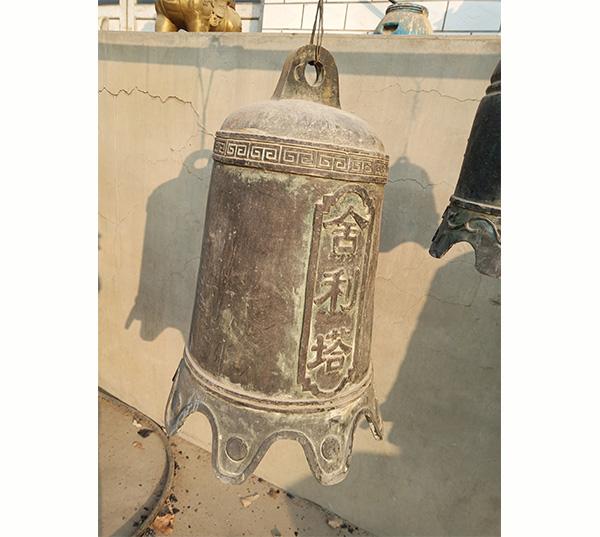 舍利塔铜钟