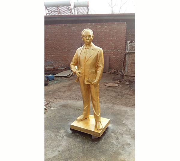 人物雕塑銅像