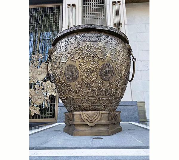 铜缸-青铜器
