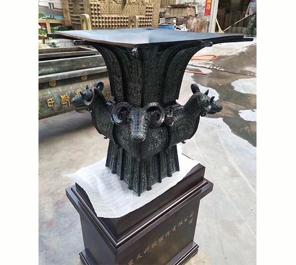 青铜器铸造