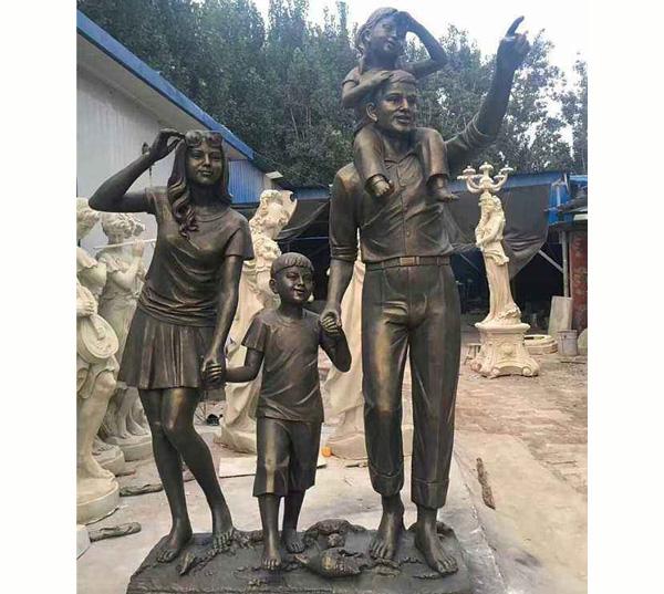 商业步行街雕塑