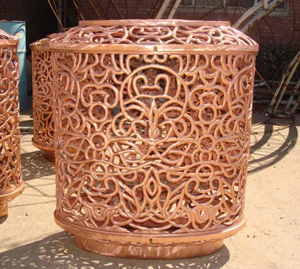 铜装饰-灯笼