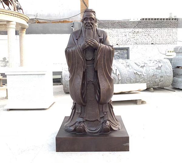 孔子圣贤像